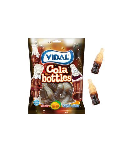 Botellas Cola 14 bolsas 100 g