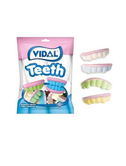 Dentaduras colores 14 bolsas 70 g