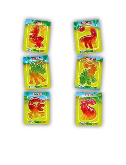 Dino Jelly estuche 726 g