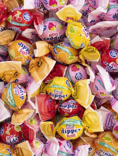 Dipper Ball 14 bolsas de 70 g