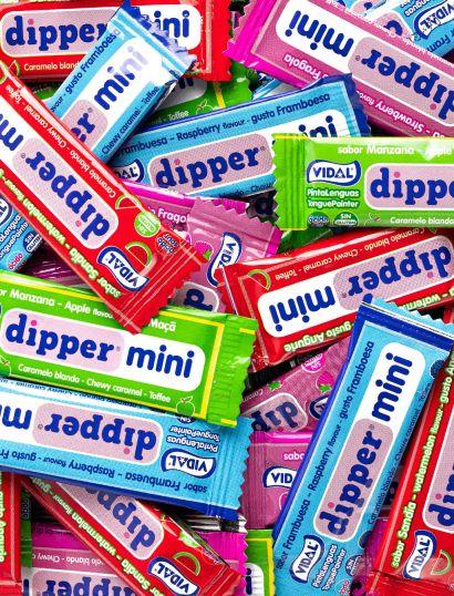 Dipper Mini 10 bolsas de 275 g