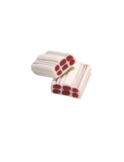 Ladrillos Blancos Fresa Nata bolsa 1,6 Kg