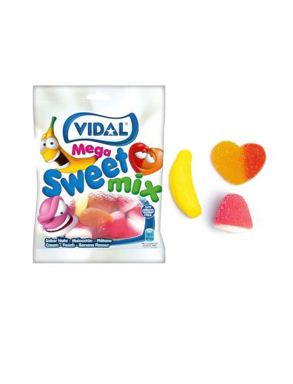 Megasurtido Azúcar 14 bolsas de 100 g