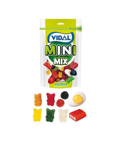Mini Mix caja 10 bolsas doypacks autocierre 180g