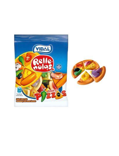 Pizzas Rellenolas 14 bolsas de 100g