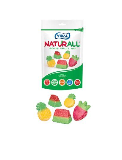 Sour Fruit Mix 10 bolsas doypack 180g