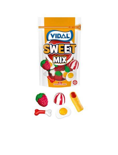 Sweet Mix caja 10 bolsas doypacks autocierre 180g
