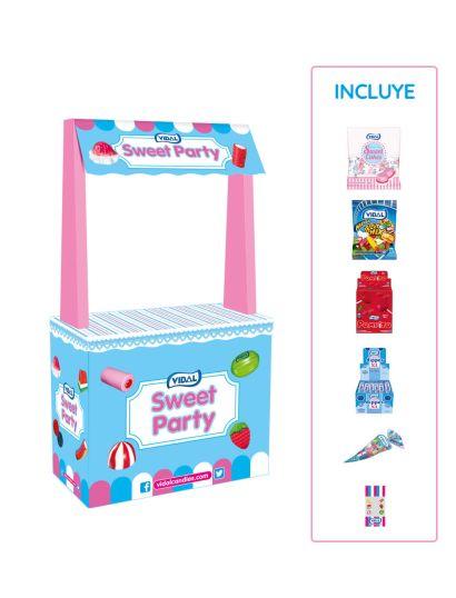 Sweet Party Kids Sin Gluten y envuelto