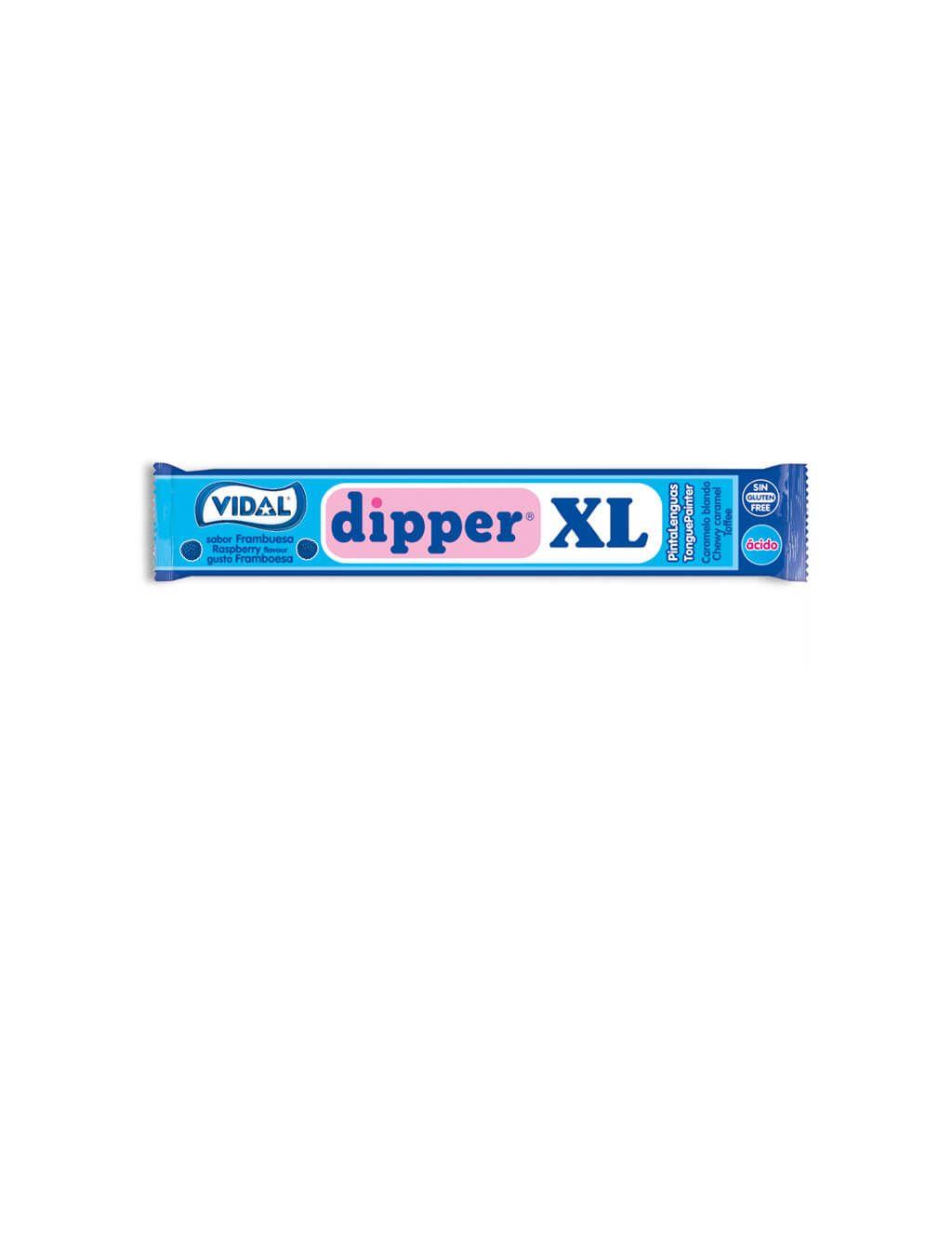 Dipper XL Frambuesa 10 estuches de 157g