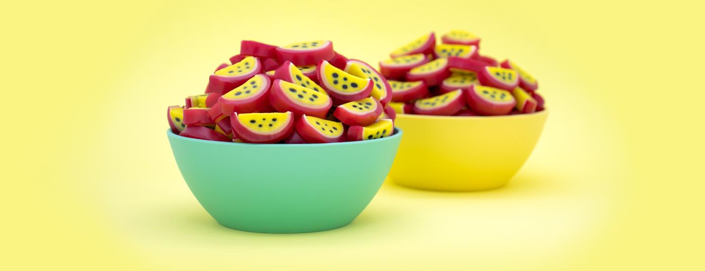 Que no te lo cuenten, prueba las nuevas Frutas de la pasión